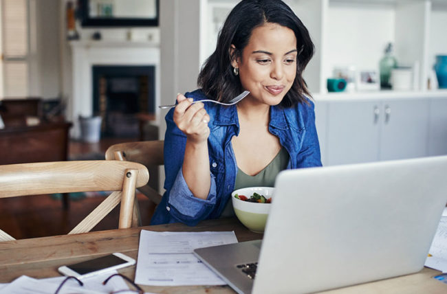 virtual workplace advantages