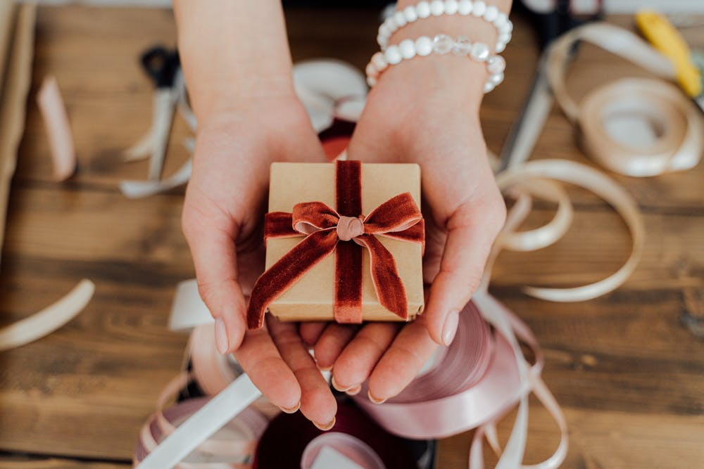 types of discount - gift