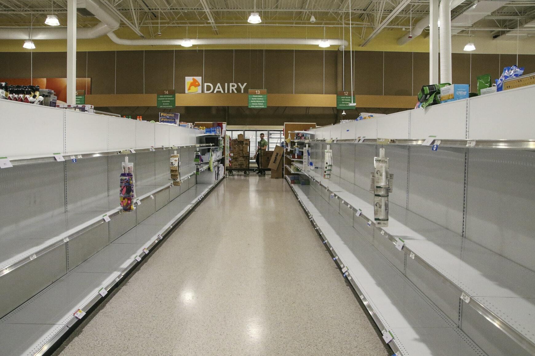 inventory problem holiday season - stockout