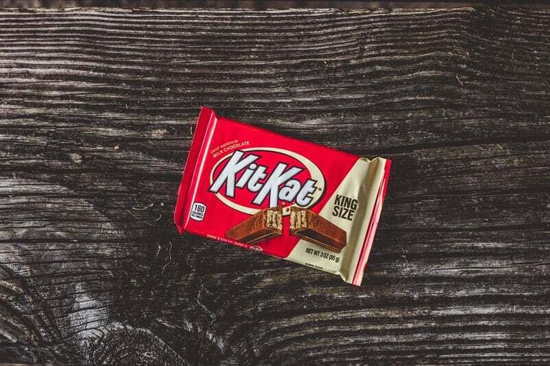 holiday marketing strategies - kitkat