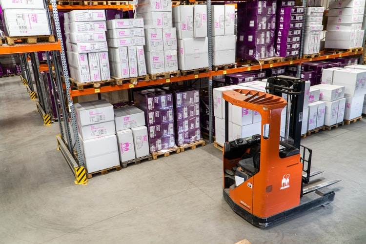 order fulfillment - receiving inventory