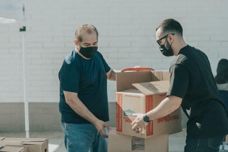 processing orders