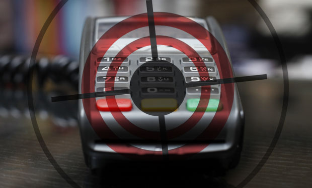 POS malware targets to POS terminals