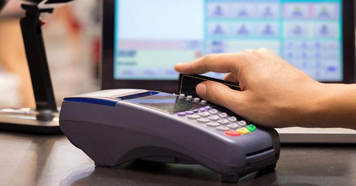 POS malware steals customer's credit card data