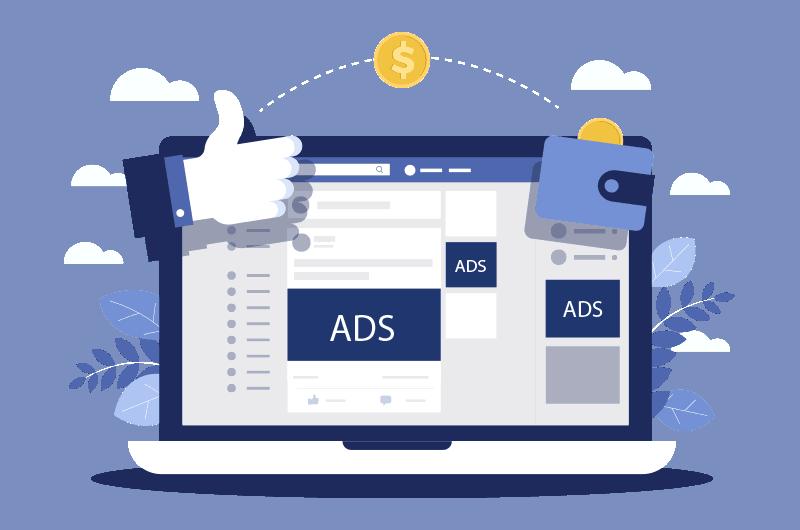 Create Facebook advertising campaigns