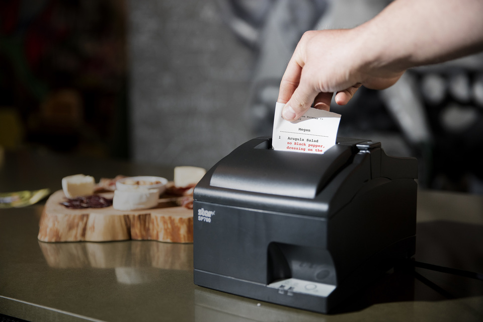 Best POS hardware: receipt printer