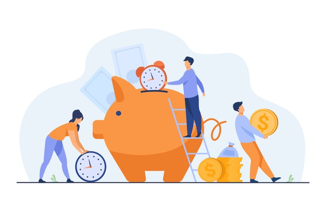 PWA app - save time