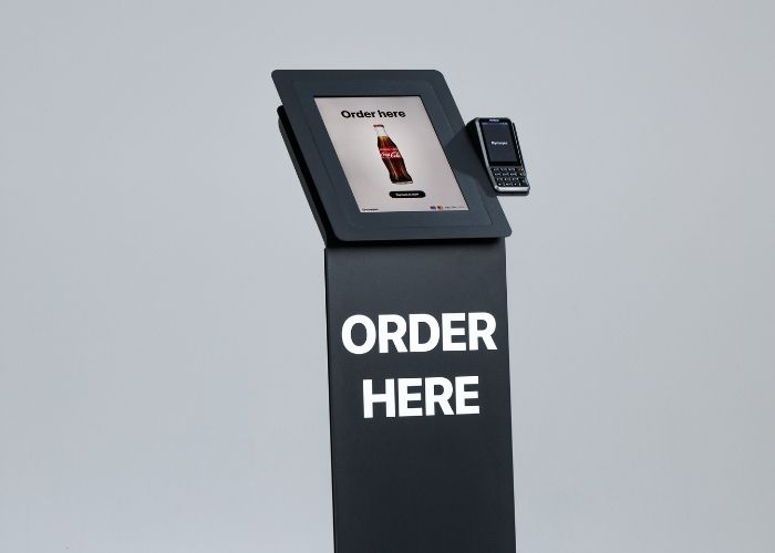 pos optimization: self-service kiosk