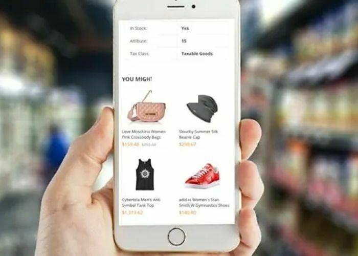 pos consumer app - personalization
