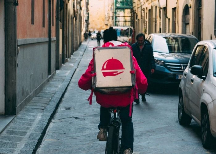 pos delivery service: shipper