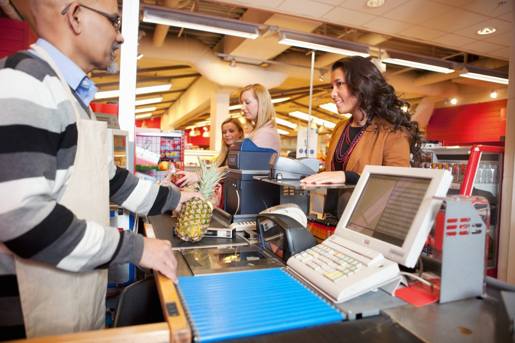 The omnichannel solution provides enjoyable shopping experiences.