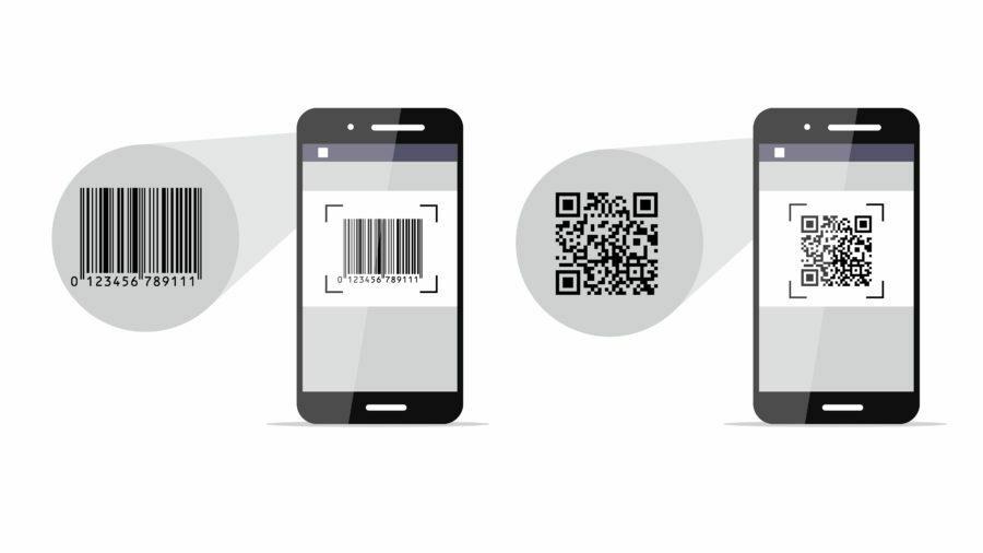 image/video-based scanner