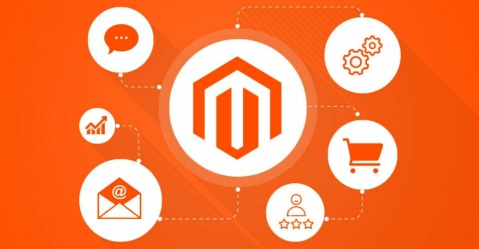 Magento retail extensions