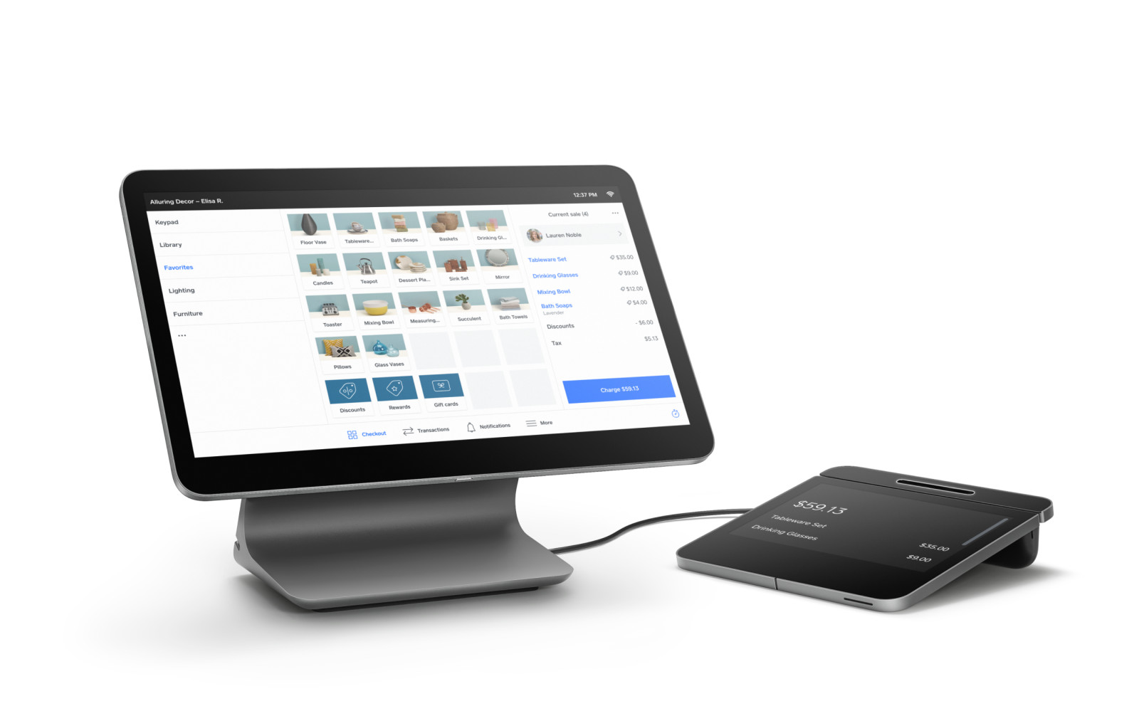 pos systems us - square