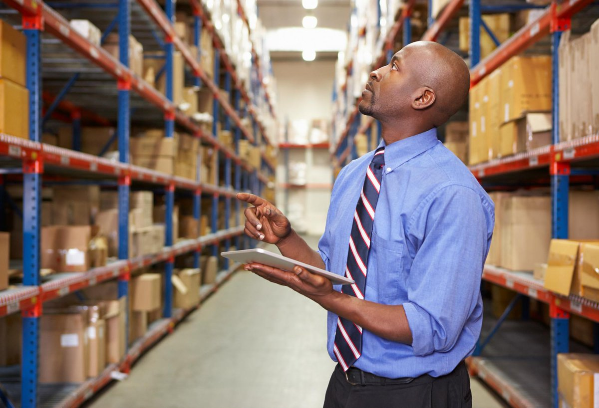 steps to manage inventory: stocktaking