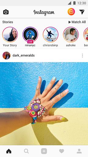 instagram selling