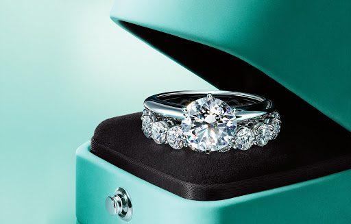 a Tiffany ring