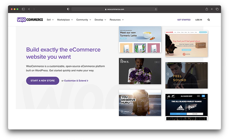 WooCommerce support retail